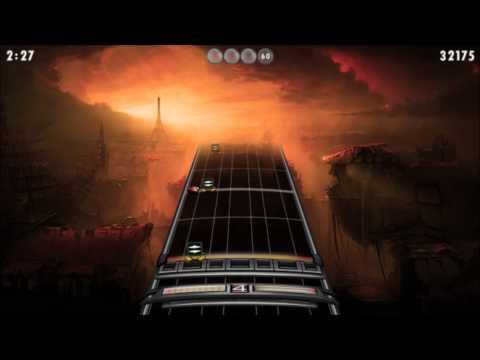 Crimson Day - Avenged Sevenfold (Real Drums Custom Chart)