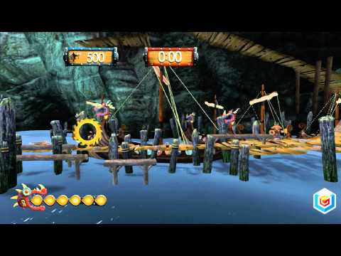 How To Train Your Dragon 2 Gameplay Trailer Xbox 360 Nintendo 3ds Wii Wii U Playstation 3 Youtube