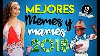 LOS MEJORES MEMES Y MAMES DEL 2018 - Momo, cállese viejo lesbiano ¡y mucho más! - 52 RANKINGS