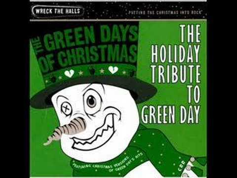 Green Day-Boulevard of Broken Dreams (Christmas Version)