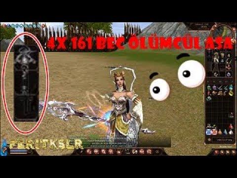 Saltanat Mt2 [16'dan 300'e] 4X 161 BEC ASAMIZI ALIP DAMAGE DENEDİK!!! #34