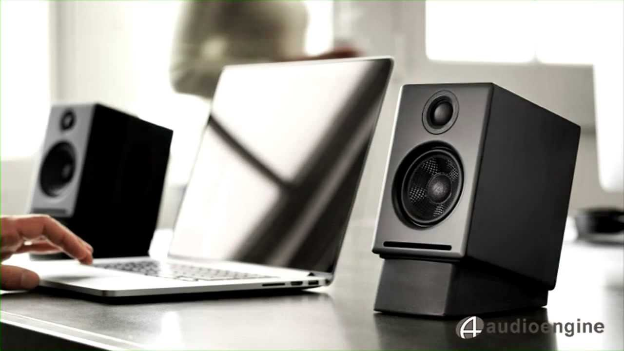 A2 premium powered desktop speakers youtube - A2 Premium Powered Desktop Speakers Youtube 2