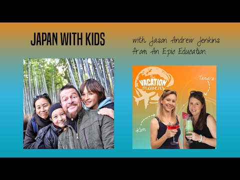 045 Japan with Kids