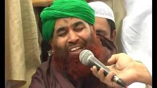 Mufti-e-Dawat-e-Islami with Ameer-e-Ahle Sunnat