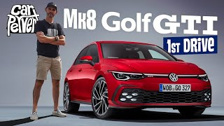 2020 Volkswagen Golf GTi MK8 Real World First Drive // Jonny Smith