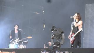 [HD] Thirty Seconds To Mars - Conquistador   Pinkpop 2013