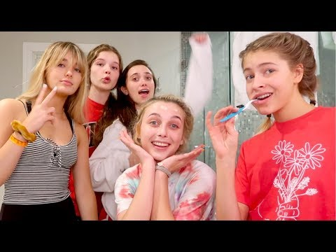 ONE BIG YOUTUBE SLEEPOVER