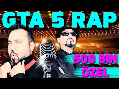 GTA 5 TEAM RAP! | 500,000 SUBSCRIBER SPECIAL VIDEO