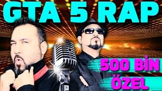 GTA 5 EKİP RAP! | 500.000 ABONE ÖZEL VİDEO thumbnail
