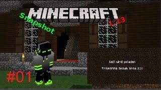 Minecraft Snapshot vorstellung || #001 || [Deutsch || HD] - Snapshot 17w43b (1.13)