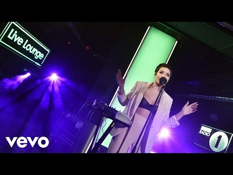 Halsey - New Americana in the Live Lounge