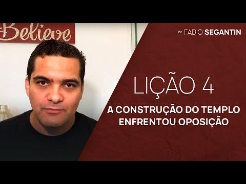 Foco na lição 08: O dever de orar sempre! (3 tri 2019) from YouTube · Duration:  10 minutes 15 seconds