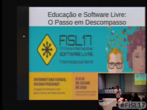 Educação e Software Livre O passo em Descompasso