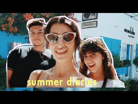 TWO GIRLS, ONE CAMERA  - SUMMER DIARIES