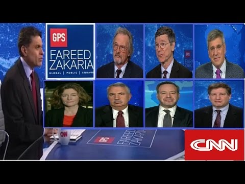 GPS FAREED ZAKARIA Europes Future , National Security ,ISIS, Franklin D. Roosevelt - Churchill
