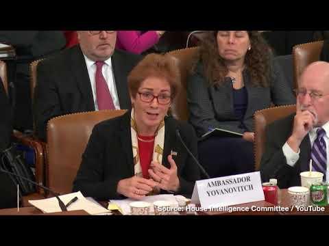 Yovanovitch Admits She Knew About Biden & Burisma, Did Nothing