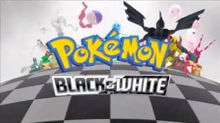 Black and White Theme - Pokémon The Movie: White/Black—Victini and Zekrom/Reshiram