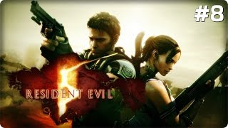 Resident Evil 5 Gameplay PL [#8] Piła powraca