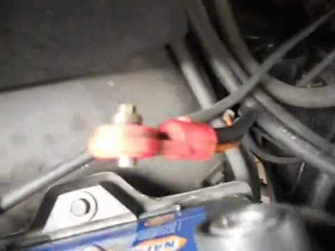 How to Side post car battery cable bolt repair if stripped GM vehicles