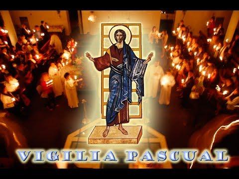 SOLEMNE VIGILIA PASCUAL - En directo    PARROQUIA SAGRADA FAMILIA