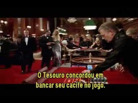 Trailer do filme 007 - Cassino Royale