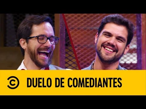 Ray Contreras VS Sam Borbolla | Duelo De Comediantes | Comedy Central LA
