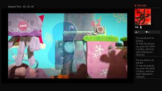 Sponge bob storys little Big Planet p2