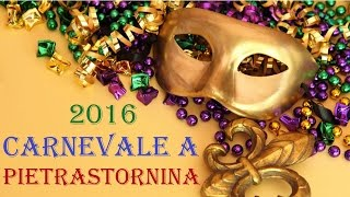 Carnevale Pietrastornina