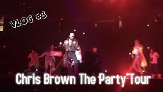 Season1 Vlog 3: Chris Brown The Party Tour #LITUATION