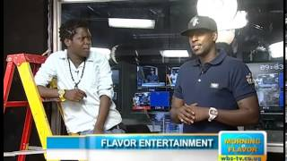 Atlas Da African on WBS Morning Flavor