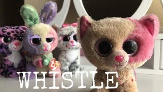 Beanie Boo's: Whistle Video