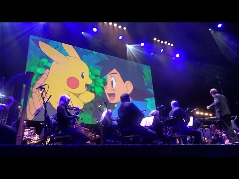 Pokemon Theme (Gotta Catch 'Em All) by Pokémon: Symphonic Evolutions at Eventim Apollo on 20.12.16