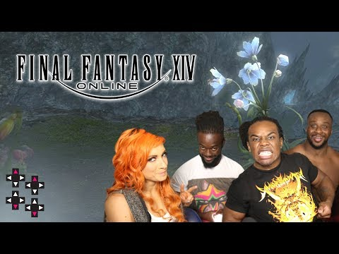 Becky Lynch joins The New Day for FINAL FANTASY XIV Online!!! — UpUpDownDown Plays