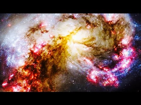 ✔ Musical Universe Space Tour Through Galaxies and Nebulae