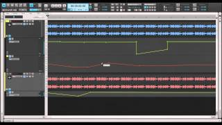 SONAR X2: Get Started - Automation Editing