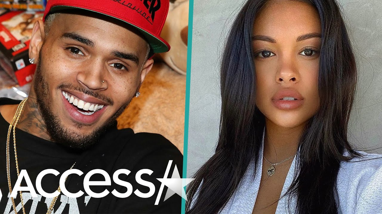 Chris Brown Welcomes Baby Boy With Ex Ammika Harris, Reports Say