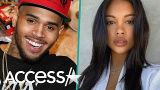 Chris Brown Welcomes Baby Boy With Ex Ammika Harris Reports Say