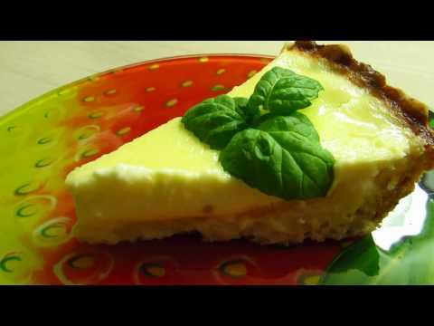 рецепт чизкейка пирога с йогуртом