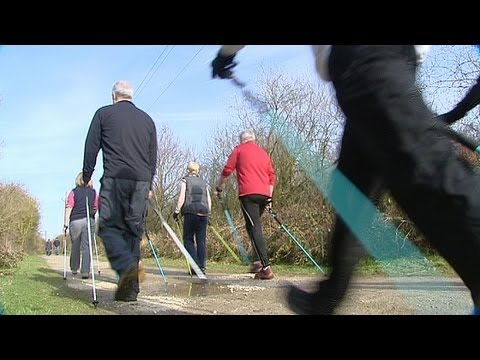 Nordic Walking - Health Benefits with Mandarin Fitness Personal Trainer