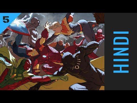 Marvel CIVIL WAR II | Episode 05 | Marvel Comics in Hindi