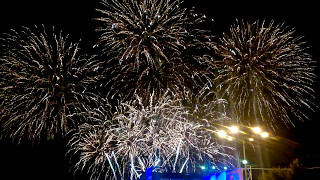Салют 9 мая 2017 Волгоград Набережная День Победы в 4К