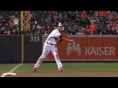 Manny Machado Defense Highlights Vol  III