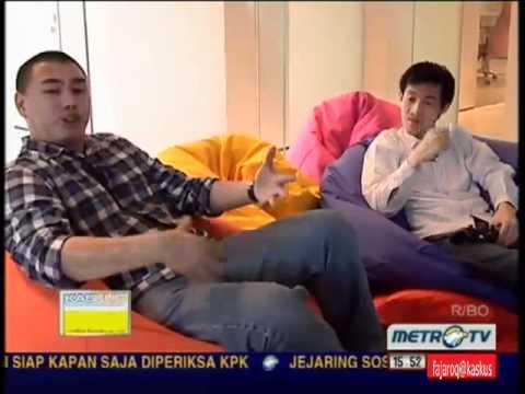 YOUNG ON TOP Metro Tv: Andrew Darwis & Ken Dean 2/2