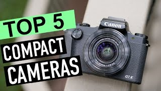 Video BEST 5: Compact Cameras 2018 download MP3, 3GP, MP4, WEBM, AVI, FLV Juli 2018