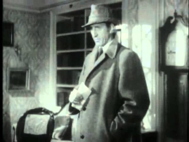 Sherlock Holmes and The Scarlet Claw   Trailer 1944