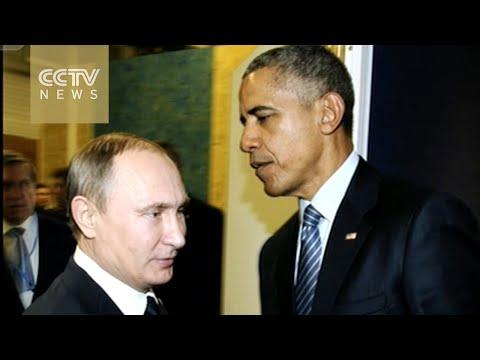 Obama offers 'regret' to Putin over Turkey shooting down Russian warplane
