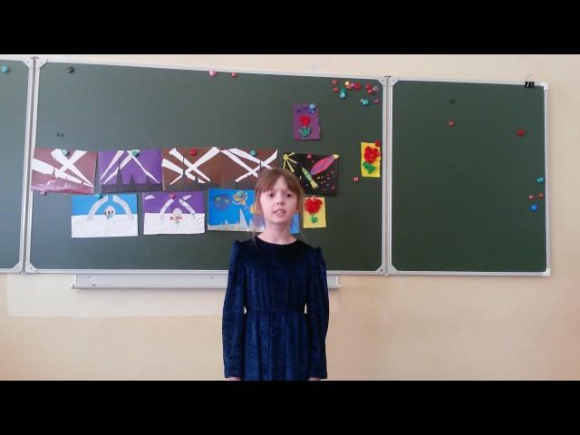 Изображение предпросмотра прочтения – ВасилисаФедорова читает произведение «Баллада о Матери» А.Д.Дементьевa