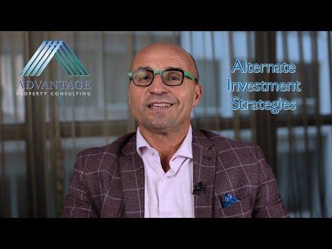 Advantage Property Investor Tips - Alternate Investment Strategies