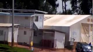 gihembe refugee camp  located in Rwanda