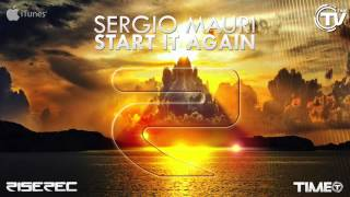Sergio Mauri - Start It Again (Radio Edit) - Time Records